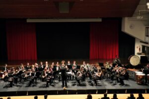 Wind Band at Wind and Brass in Concert, 2020