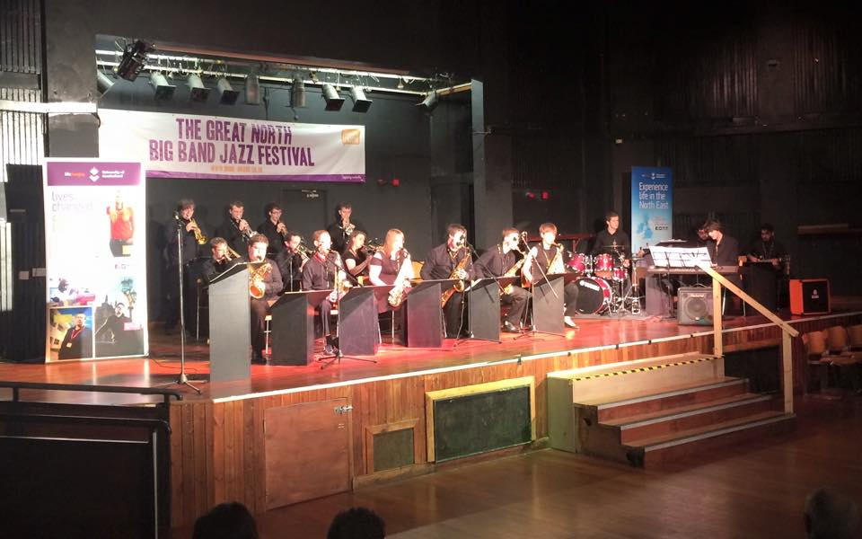 big band at sunderland